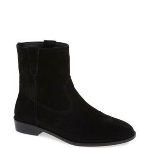 Rebecca Minkoff Chasidy Suede Leather ankle boots